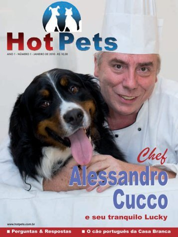 Lei - revista hot pets