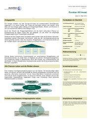 FactSheet_Eurotax All Invest_2012_03_31 - Bankhaus von der Heydt