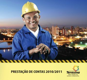 Contas ok.indd - Prefeitura Municipal de Teresina