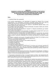 SEÇÃO XVI MÁQUINAS E APARELHOS, EQUIPAMENTOS ...