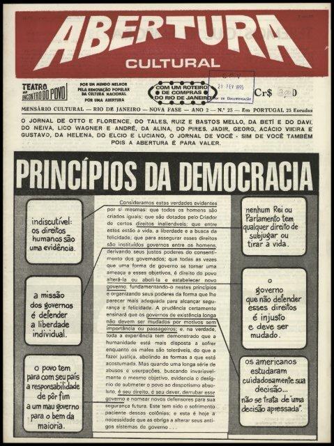 CULTURAL - Centro de Documentação e Pesquisa Vergueiro