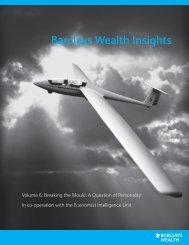 PDF [2.8 MB] - Barclays Wealth