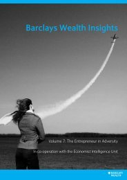 View report - Barclays Wealth