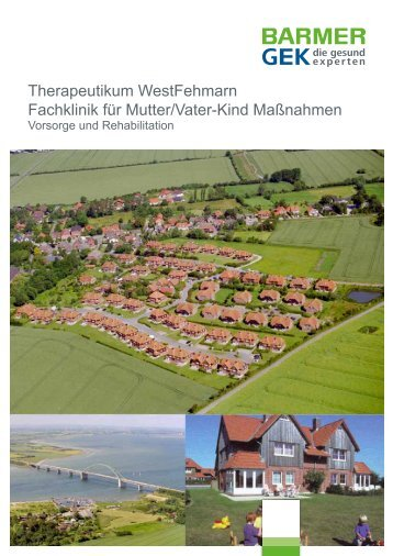 Therapeutikum WestFehmarn - Petersdorf/Fehmarn - Barmer GEK