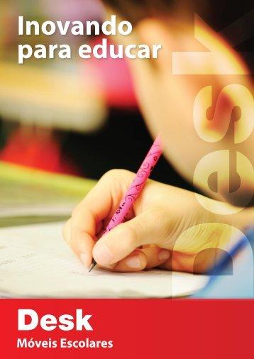 Inovando para educar - Deskminas.com.br