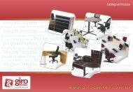 Catálogo - girocenter – móveis para escritório
