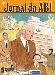 Edição Especial do Centenário - Associação Brasileira de Imprensa