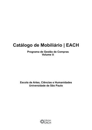 Catálogo de Mobiliário | EACH - EACH - USP