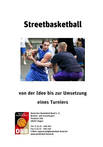 Kritik Beachbasketball 1996 - Deutscher Basketball Bund ...