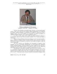 Mariano Hormigón Blánquez - RBHM - REVISTA BRASILEIRA DE ...