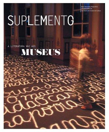Clique aqui e confira a nova edição do Suplemento Literário