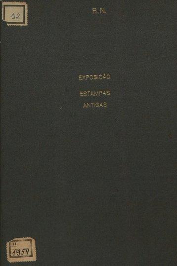 estampas - Fundação Biblioteca Nacional