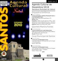 agenda fevereiro net 09 - Prefeitura de Santos