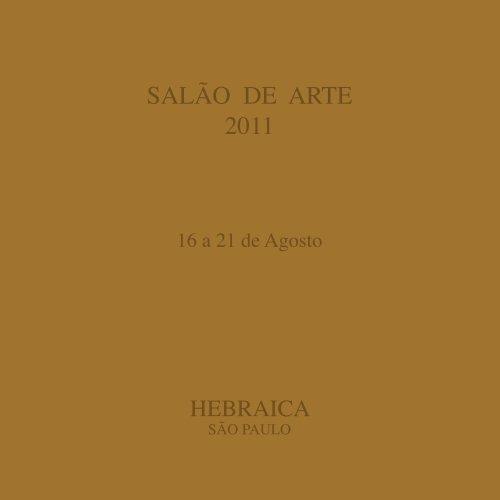 SALÃO DE ARTE 2011