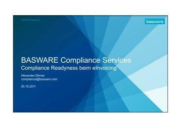 BASWARE Compliance Services