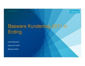 Basware Firmenvorstellung