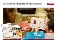 La stampa digitale di documenti - Xeikon