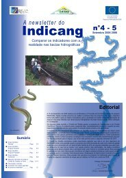 A newsletter do Indicang - n° 4-5 - Setembro 2006 - Ifremer