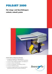 Prospekt Foldjet 2000 (PDF)