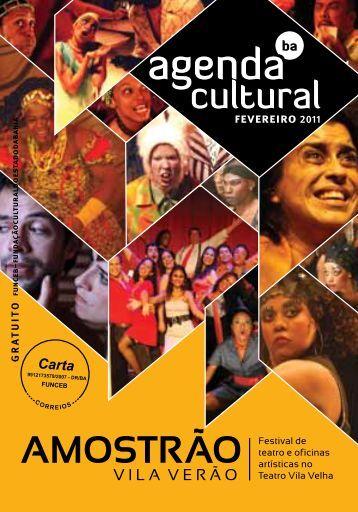 Fevereiro 2011 - Agenda Cultural Bahia