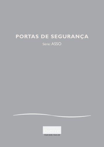 PORTAS DE SEGURANÇA - Armaro
