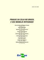 pragas da soja no brasil e seu manejo integrado - Embrapa