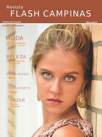 flash campinas - Revista