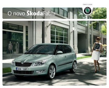 Novo Škoda Fabia - Catalogo - Garagem do Ave