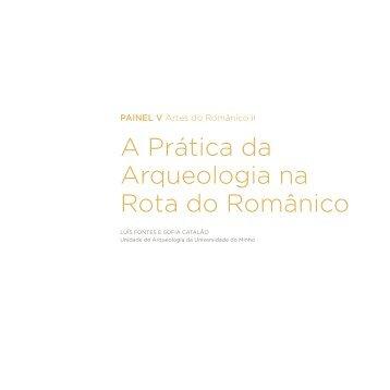 A Prática da Arqueologia na Rota do Românico