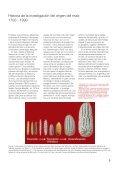 El origen y la diversidad del maíz en el continente americano - Page 7
