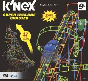 5 - K'nex