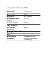 Prospecção de Mercado - PMR - BrasilGlobalNet