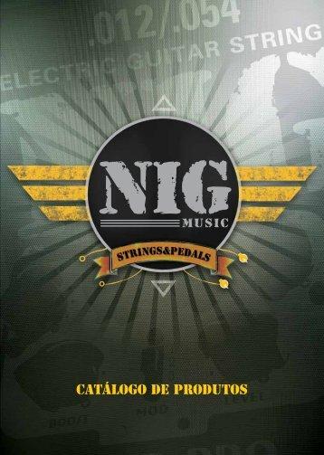 Clique aqui e faça o download do nosso catálogo de ... - Nig Music
