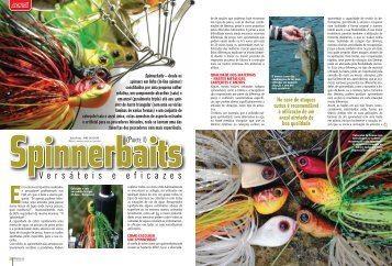 Spinnerbaits Parte 1 - Bass Brothers Team