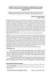 teoria e prática do ensino de astronomia nos anos iniciais - URI