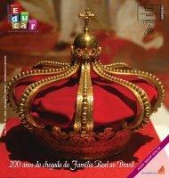 200 anos da chegada da Família Real ao Brasil - Appai