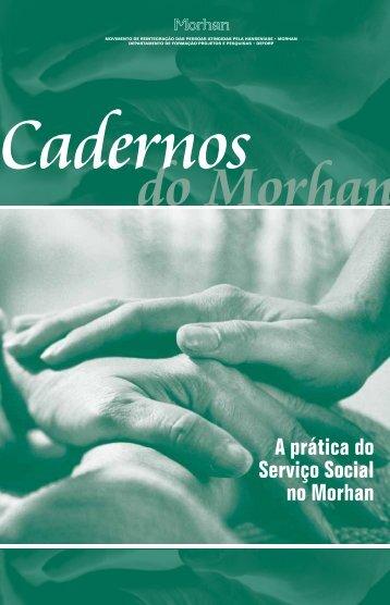 Ed.03 - A prática do Serviço Social no Morhan