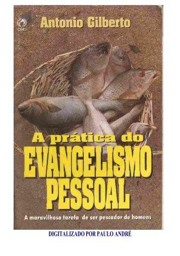 A prática do evangelismo pessoal