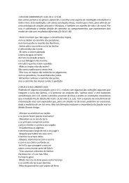 Salmos 1 a 10 - Movimento Lucerna Ardente