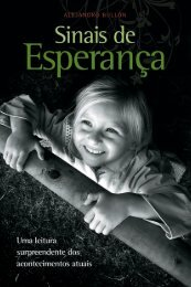 Livro: Sinais de Esperança