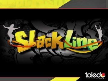 Projeto Slackline - Toledo Comunicação