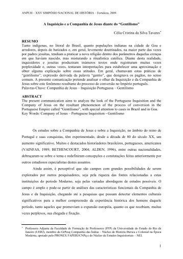 acesse o documento em formato PDF. - Associação Nacional de ...