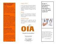 OIA Brochure on Osteopathy - Portuguese.pub - Osteopathic ...
