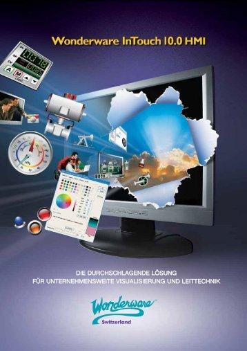 Broschüre Intouch - Wonderware