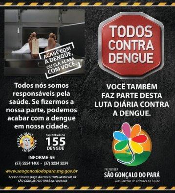 Folder - Prefeitura de São Gonçalo do Para