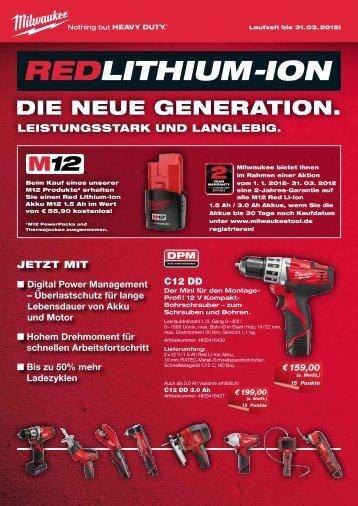 Die neue Generation. - BAUEN+LEBEN