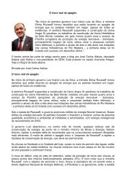 AGNCIA NACIONAL DE ENERGIA ELTRICA - Jerson Kelman
