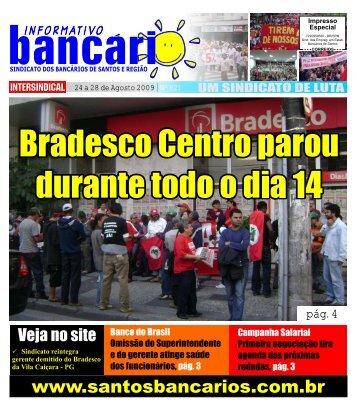 pág. 4 - Sindicato dos Bancários de Santos e Região
