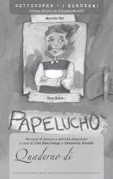 Quaderno Papelucho - Edizioni Anicia Ragazzi