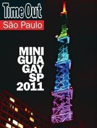 MINI GUIA GAy sp 2011 - Comunicação